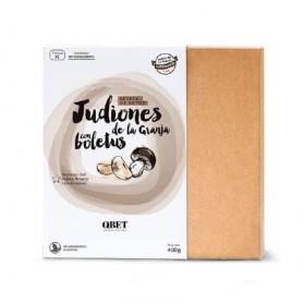 JUDIONES DE LA GRANJA CON BOLETUS 400G