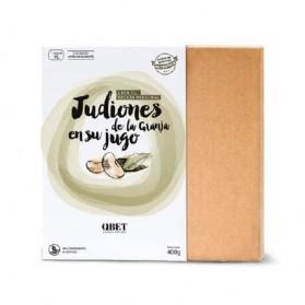 JUDIONES DE LA GRANJA EN SU JUGO 400G
