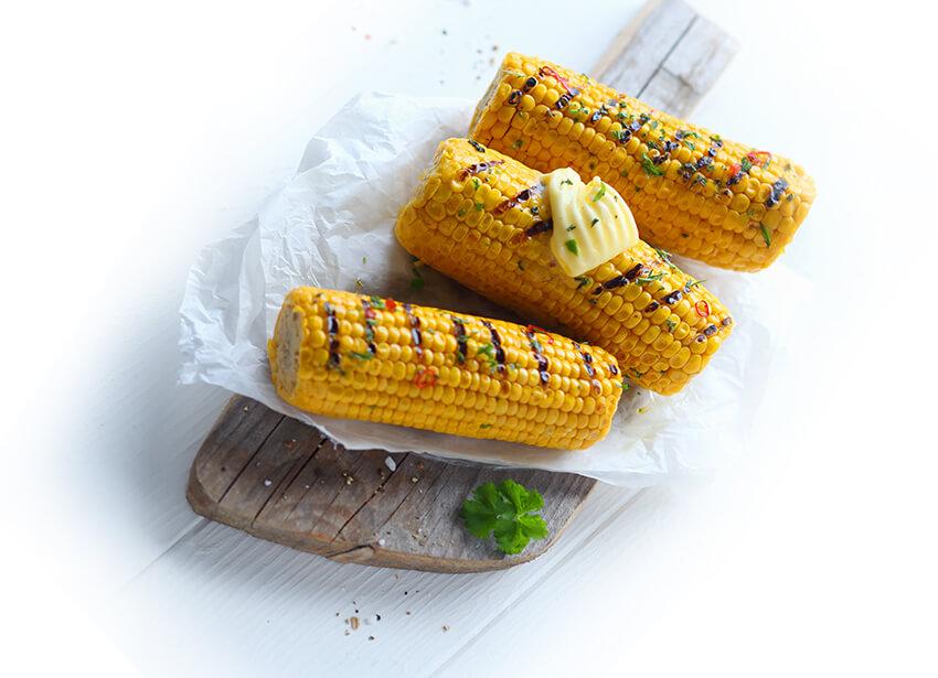 Recetas de comida que lleven maiz