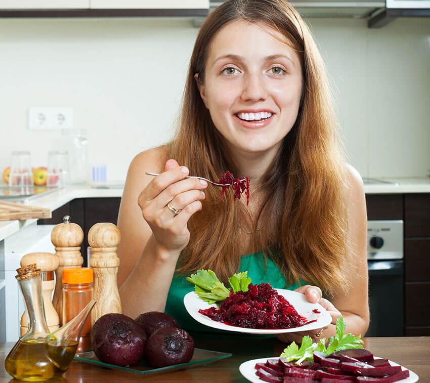 que vitamina nos aporta la remolacha