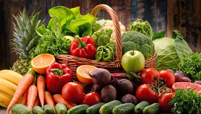 Dieta de verduras cocidas
